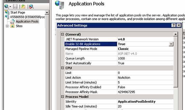 Microsoft Jet Oledb 4.0 Provider
